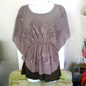 Rue 21 Batwing blouse